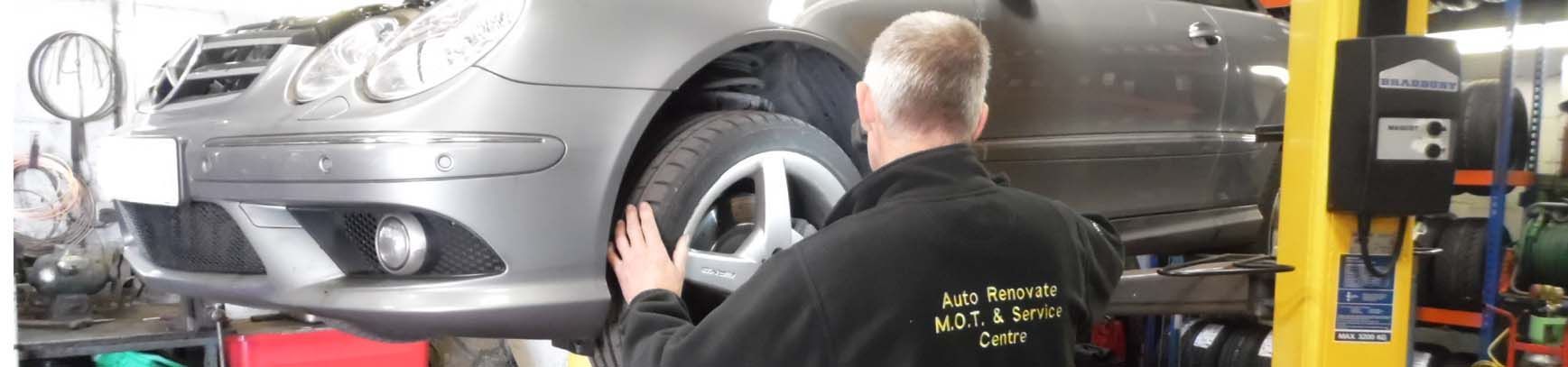 Tyre and Wheel Alignment